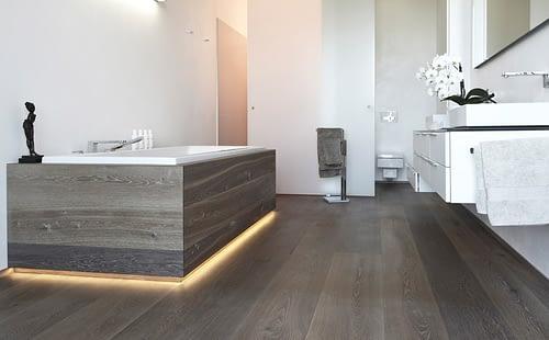 Parkettboden Badezimmer Stegemann Luxemburg